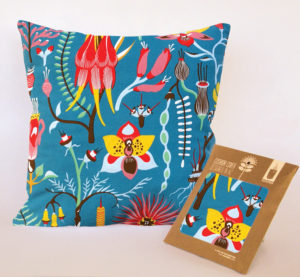 Tofutree Cushion Cover 'Secret Garden'