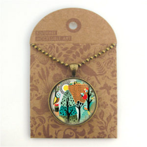Tofutree Necklace 'Wonderland'
