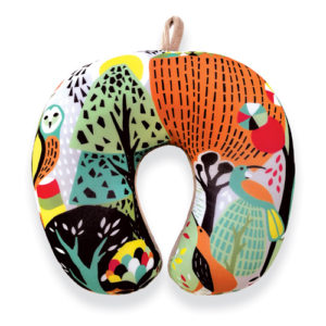 Tofutree Neck Pillow 'Wonderland'